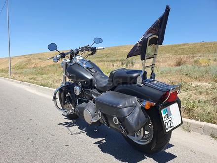 Harley-Davidson  Dyna FXDF Fat Bob 2010 года за 3 500 000 тг. в Алматы – фото 7