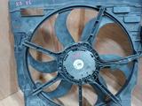 Вентилятор с диффузором BMW X5 X6 E70 E71 за 150 000 тг. в Алматы