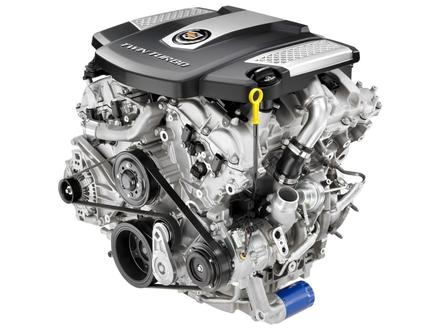 Двигатель на Cadillac DTS за 101 010 тг. в Алматы