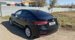 Hyundai Solaris 2017 года за 4 300 000 тг. в Нур-Султан (Астана) – фото 3