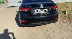 Hyundai Solaris 2017 года за 4 300 000 тг. в Нур-Султан (Астана) – фото 4