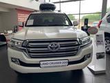 Toyota Land Cruiser 2020 года за 37 050 000 тг. в Семей – фото 2