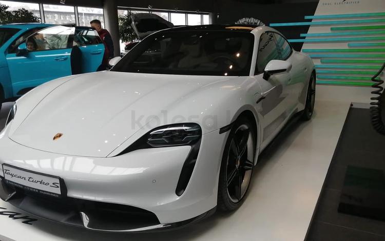 Porsche Taycan 2021 года за 68 000 000 тг. в Алматы