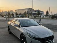 Hyundai Elantra 2021 года за 11 080 000 тг. в Шымкент