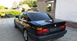 BMW 525 1990 года за 1 400 000 тг. в Алматы – фото 3
