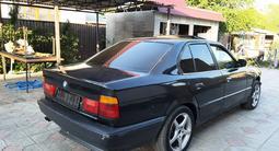 BMW 525 1990 года за 1 400 000 тг. в Алматы – фото 4
