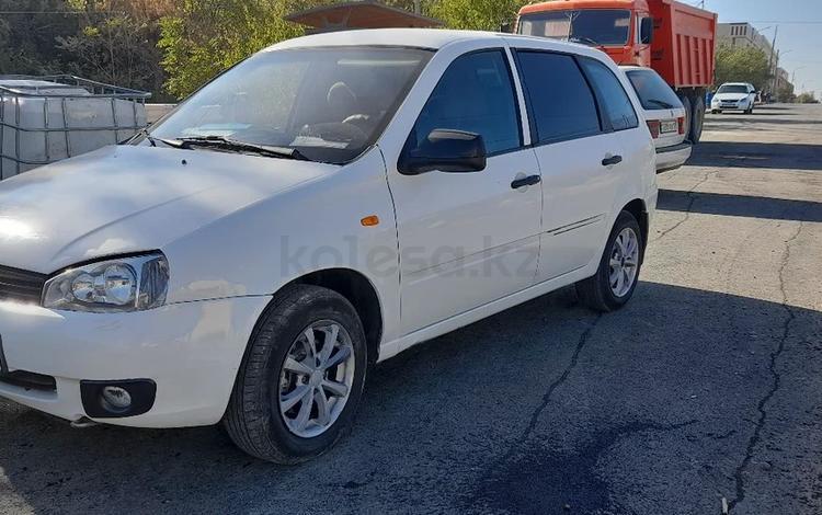 ВАЗ (Lada) Kalina 1117 (универсал) 2011 года за 1 100 000 тг. в Шымкент