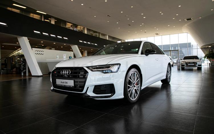 Audi S6 TFSI Quattro 2021 года за 57 490 000 тг. в Алматы