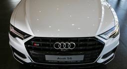 Audi S6 TFSI Quattro 2021 года за 57 490 000 тг. в Алматы – фото 2