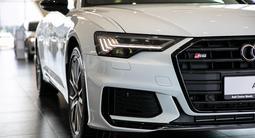 Audi S6 TFSI Quattro 2021 года за 57 490 000 тг. в Алматы – фото 5