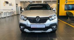 Renault Sandero Stepway Life 2020 года за 7 411 000 тг. в Костанай – фото 3