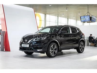 Nissan Qashqai SE 2.0 CVT 2WD 2021 года за 11 576 100 тг. в Шымкент