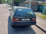 Volkswagen Passat 1991 года за 1 850 000 тг. в Алматы – фото 3