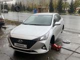 Hyundai Accent 2021 года за 8 900 000 тг. в Семей