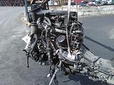 Двигатель TOYOTA HIACE REGIUS KCH46 1KZ-TE 1998 за 835 000 тг. в Караганда – фото 2