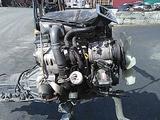 Двигатель TOYOTA HIACE REGIUS KCH46 1KZ-TE 1998 за 835 000 тг. в Караганда – фото 4
