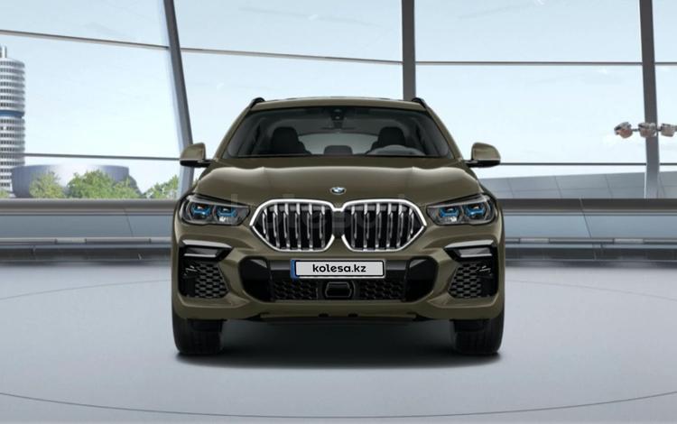 BMW X6 XDrive 40i 2021 года за 45 406 000 тг. в Усть-Каменогорск