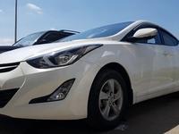 Hyundai Elantra 2015 года за 5 200 000 тг. в Алматы
