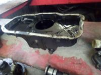 Поддон картера на 406 двигатель за 10 000 тг. в Караганда