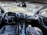 Hyundai Elantra 2015 года за 6 200 000 тг. в Алматы – фото 4