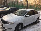 Skoda Rapid 2014 года за 4 500 000 тг. в Алматы