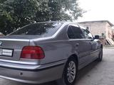 BMW 525 1999 года за 2 800 000 тг. в Тараз