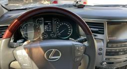 Lexus LX 570 2012 года за 24 000 000 тг. в Шымкент – фото 5
