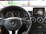 Mercedes-Benz B 200 2013 года за 7 200 000 тг. в Нур-Султан (Астана) – фото 4