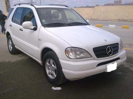 Mercedes-Benz ML 320 2000 года за 11 777 тг. в Уральск
