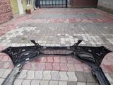 Комплект переднего и заднего бамперов с накладками на пороги W222 за 1 000 тг. в Алматы – фото 3