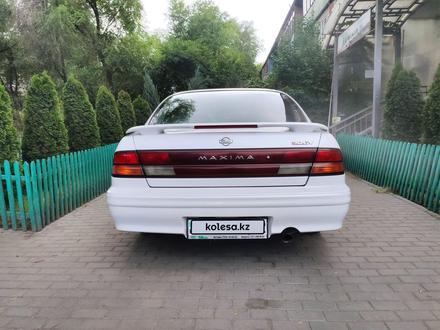 Nissan Maxima 1997 года за 2 850 000 тг. в Алматы – фото 14