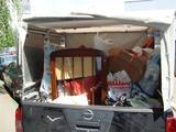 2 в 1 Кунг крышка багажника Toyota Hilux 2008-2014 алюминевый за 185 000 тг. в Алматы – фото 3
