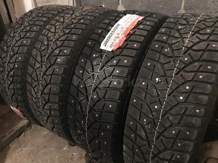 Зимние новые шины Bridgestone/Blizzak Spike-02 SUV за 315 000 тг. в Алматы