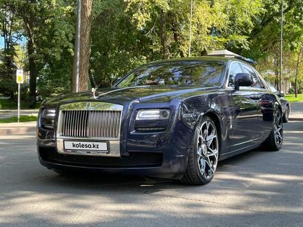Rolls-Royce Ghost 2012 года за 65 000 000 тг. в Алматы