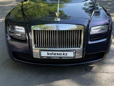 Rolls-Royce Ghost 2012 года за 65 000 000 тг. в Алматы – фото 2