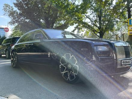 Rolls-Royce Ghost 2012 года за 65 000 000 тг. в Алматы – фото 3