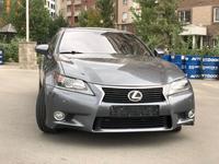 Lexus GS 350 2012 года за 11 200 000 тг. в Алматы