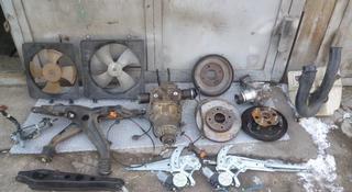 Вентилятор охлаждения радиатора на Хонду за 18 000 тг. в Алматы
