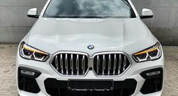 BMW X6 2020 года за 44 600 000 тг. в Алматы