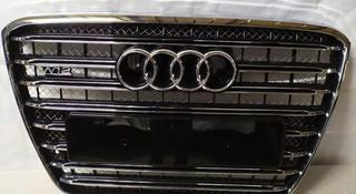 Решётка радиатора под дистроник на Audi a8 d4 w12 за 220 000 тг. в Алматы