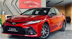 Toyota Camry 2021 года за 18 300 000 тг. в Алматы