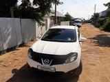 Nissan Qashqai 2012 года за 5 500 000 тг. в Жезказган