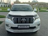 Toyota Land Cruiser Prado 2020 года за 27 500 000 тг. в Туркестан – фото 3