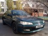 Peugeot 406 1999 года за 1 600 000 тг. в Нур-Султан (Астана) – фото 5