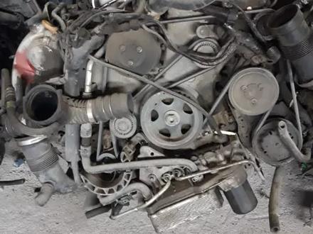 Двигатель Porsche Cayenne 4, 4л турбо (Порше кайен) за 666 тг. в Алматы