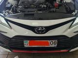 Фары от полной комплектации комплект FULL LED на Toyota Camry за 230 000 тг. в Шымкент – фото 5