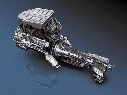 Двигатель 1ur 4, 6 за 123 000 тг. в Алматы – фото 2