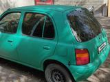Nissan Micra 1996 года за 1 400 000 тг. в Алматы – фото 5