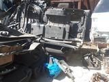 Б/у Серый велюровый салон с Тойота Прадо 120кузов. Пластик, детали… за 250 000 тг. в Актобе