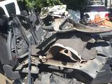 Б/у Серый велюровый салон с Тойота Прадо 120кузов. Пластик, детали… за 250 000 тг. в Актобе – фото 5